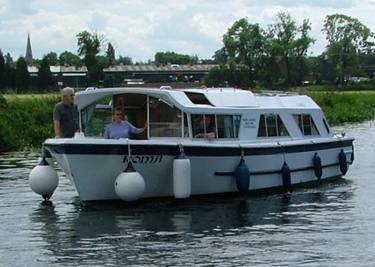 Photo of broads cruiser